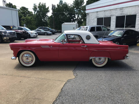 1955 Ford Thunderbird for sale at Northwood Auto Sales in Northport AL