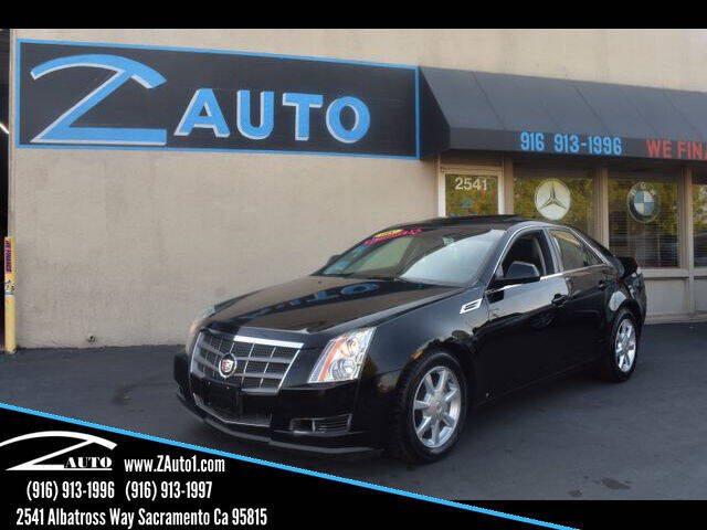 2008 Cadillac CTS for sale at Z Auto in Sacramento CA