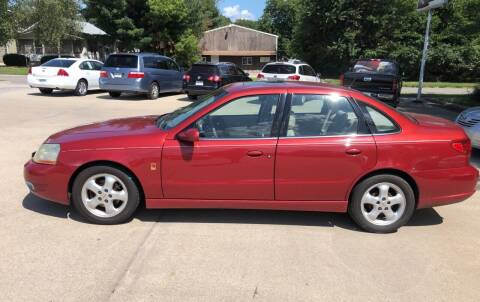 2003 Saturn L-Series for sale at 6th Street Auto Sales in Marshalltown IA