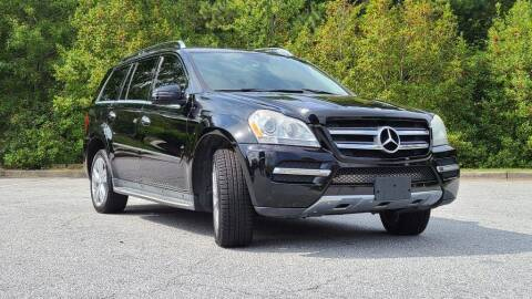 2012 Mercedes-Benz GL-Class for sale at CU Carfinders in Norcross GA