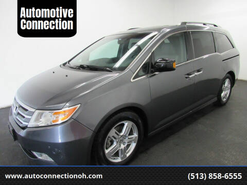 2012 Honda Odyssey for sale at Automotive Connection in Fairfield OH