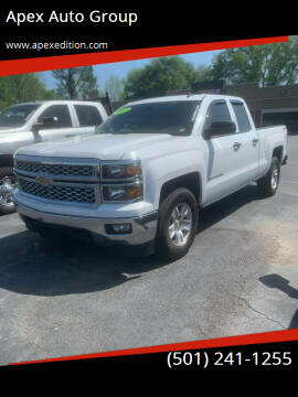2014 Chevrolet Silverado 1500 for sale at Apex Auto Group in Cabot AR