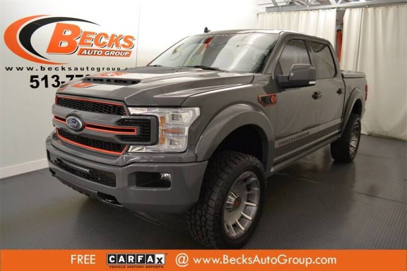 2019 Ford F-150 for sale at Becks Auto Group in Mason OH