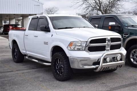 2013 RAM Ram Pickup 1500 for sale at BOB ROHRMAN FORT WAYNE TOYOTA in Fort Wayne IN