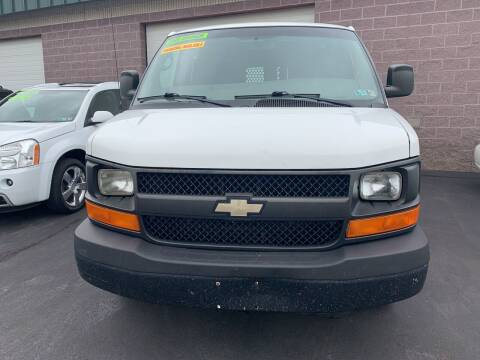 2011 Chevrolet Express Cargo for sale at 924 Auto Corp in Sheppton PA