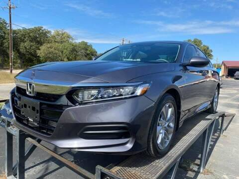 2020 Honda Accord for sale at Bam Auto Sales in Azle TX