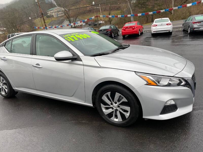 2020 Nissan Altima for sale at Route 28 Auto Sales in Ridgeley WV