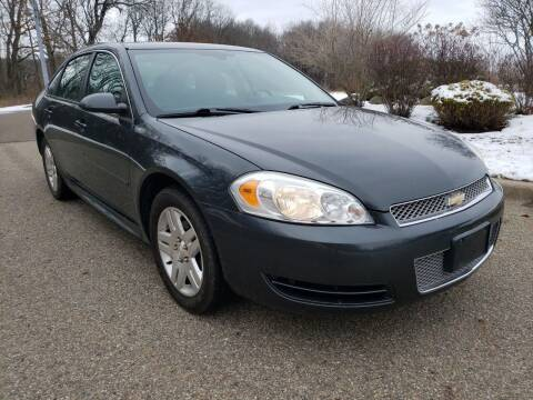 2013 Chevrolet Impala for sale at A+ Family Auto in Marshall MI
