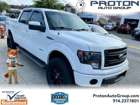 2014 Ford F-150 for sale at Proton Auto Group in Yonkers NY