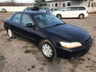 2000 Honda Accord for sale at WELLER BUDGET LOT in Grand Rapids MI