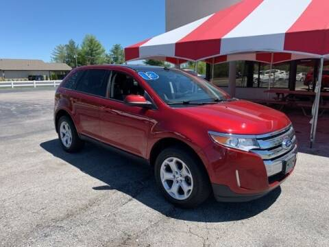 2013 Ford Edge for sale at Tim Short Auto Mall in Corbin KY