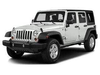 2016 Jeep Wrangler Unlimited for sale at Mann Chrysler Dodge Jeep of Richmond in Richmond KY
