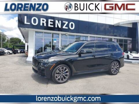 2021 BMW X7 for sale at Lorenzo Buick GMC in Miami FL