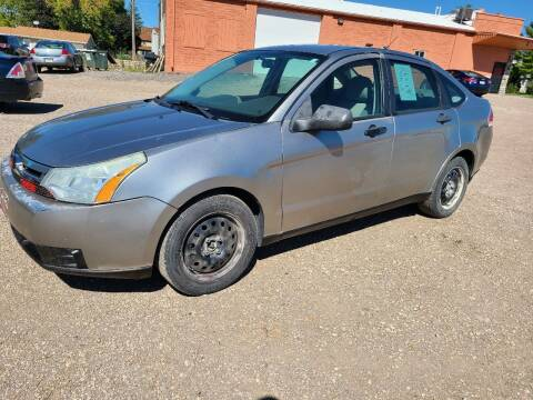 2008 Ford Focus for sale at BROTHERS AUTO SALES in Eagle Grove IA