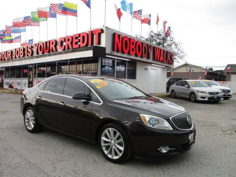 2012 Buick Verano for sale at Giant Auto Mart 2 in Houston TX