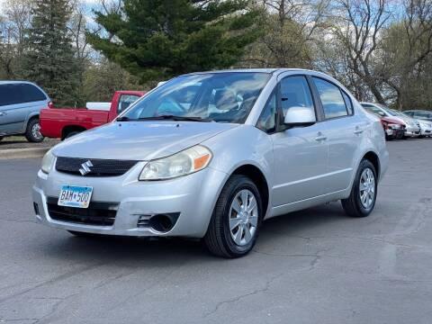 2009 Suzuki SX4 for sale at Northstar Auto Sales LLC in Ham Lake MN