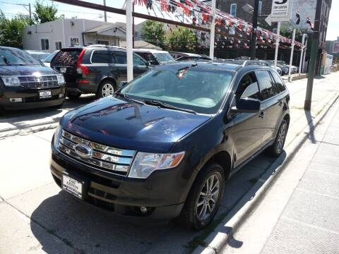 2008 Ford Edge for sale at CAR CENTER INC in Chicago IL