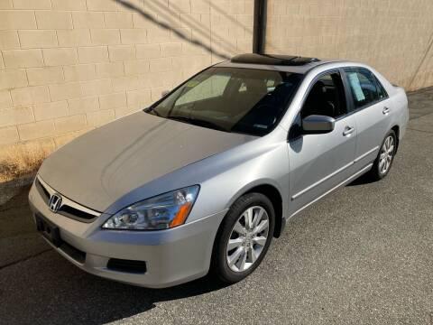 2006 Honda Accord for sale at Bill's Auto Sales in Peabody MA
