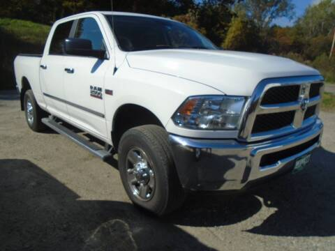 2014 RAM Ram Pickup 2500 for sale at Wimett Trading Company in Leicester VT