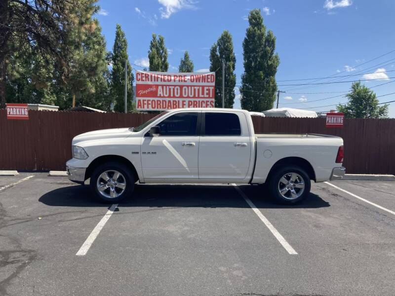 2009 Dodge Ram Pickup 1500 for sale at Flagstaff Auto Outlet in Flagstaff AZ