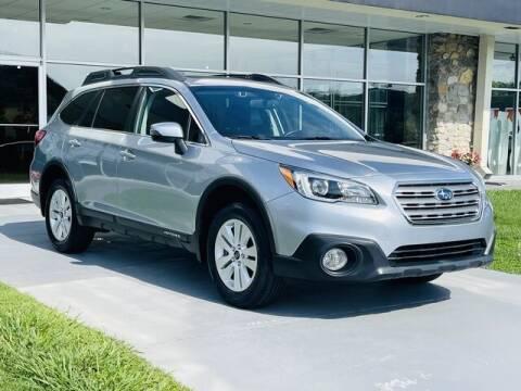 2016 Subaru Outback for sale at RUSTY WALLACE CADILLAC GMC KIA in Morristown TN