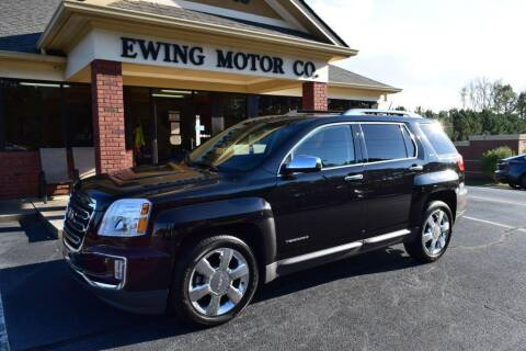 2016 GMC Terrain for sale at Ewing Motor Company in Buford GA