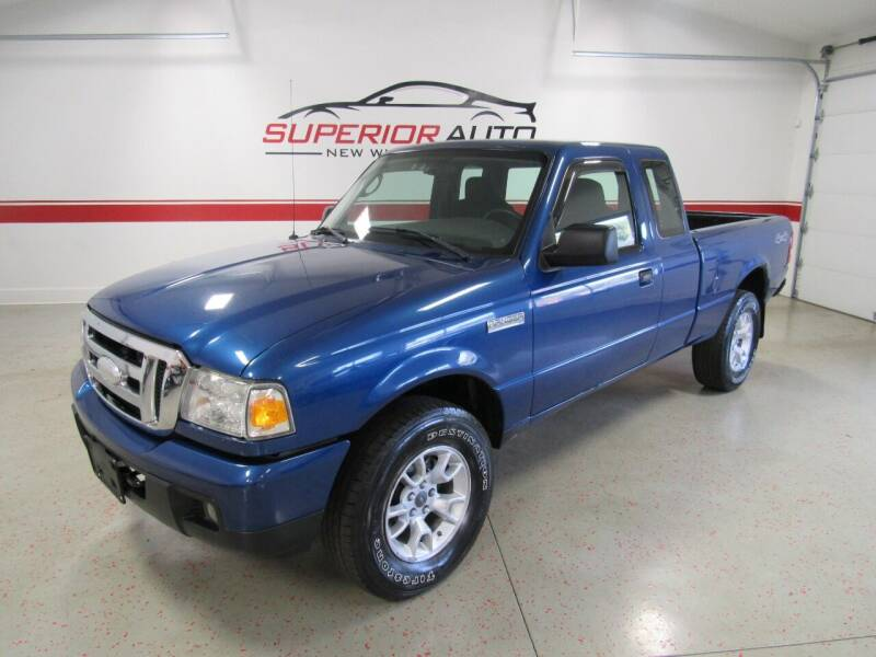2007 Ford Ranger for sale at Superior Auto Sales in New Windsor NY