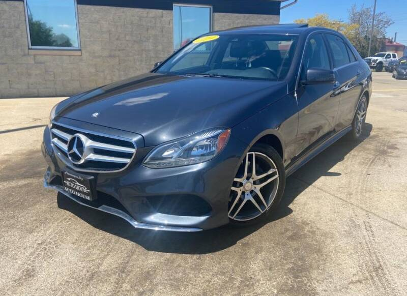 2014 Mercedes-Benz E-Class for sale at Auto House of Bloomington in Bloomington IL