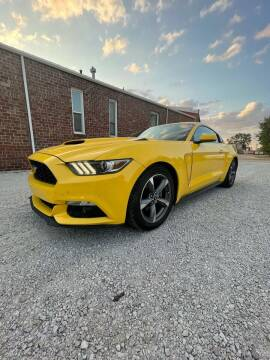 2015 Ford Mustang for sale at Styln Motors in El Paso IL