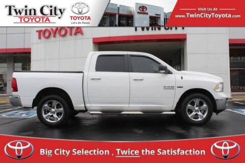 2016 RAM Ram Pickup 1500 for sale at Twin City Toyota in Herculaneum MO