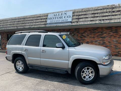 2005 Chevrolet Tahoe for sale at Allen Motor Company in Eldon MO