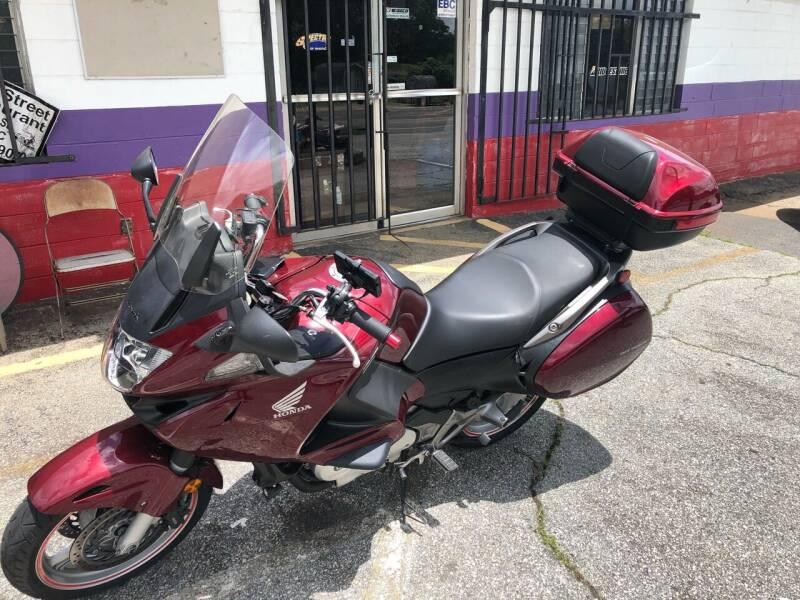 2010 Honda NT700VA for sale at Rick's Cycle in Valdese NC