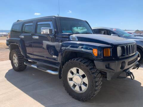 2007 HUMMER H3 for sale at FAST LANE AUTOS in Spearfish SD
