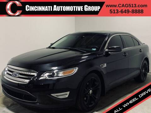 2010 Ford Taurus for sale at Cincinnati Automotive Group in Lebanon OH