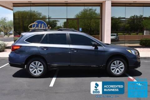 2015 Subaru Outback for sale at GOLDIES MOTORS in Phoenix AZ