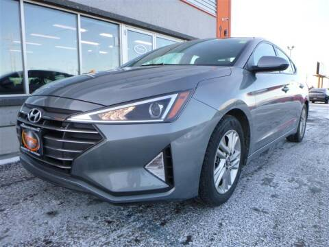 2019 Hyundai Elantra for sale at Torgerson Auto Center in Bismarck ND