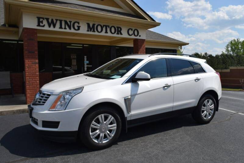 2016 Cadillac SRX for sale at Ewing Motor Company in Buford GA