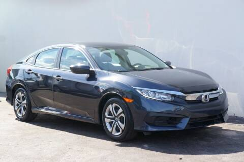 2018 Honda Civic for sale at Prado Auto Sales in Miami FL