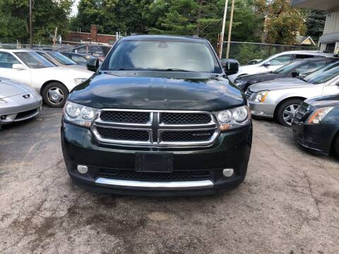 2011 Dodge Durango for sale at Six Brothers Auto Sales in Youngstown OH