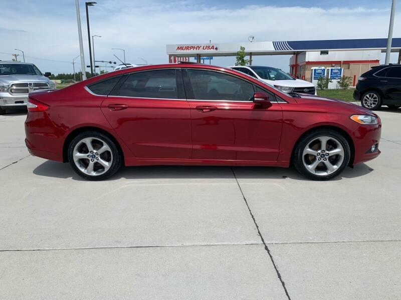 2013 Ford Fusion for sale at Sportline Auto Center in Columbus NE