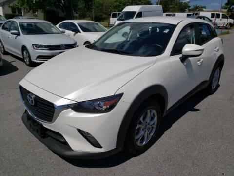 2019 Mazda CX-3 for sale at Hi-Lo Auto Sales in Frederick MD