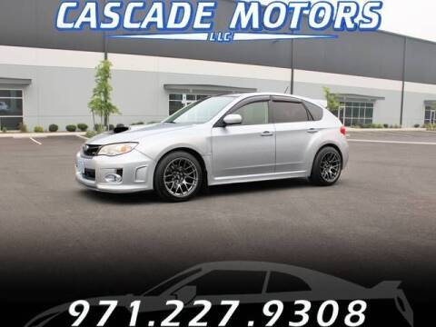 2012 Subaru Impreza for sale at Cascade Motors in Portland OR