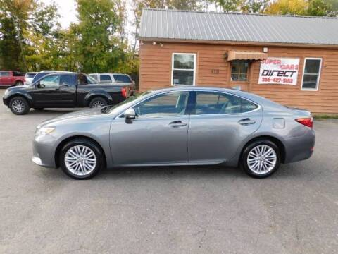 2015 Lexus ES 350 for sale at Super Cars Direct in Kernersville NC