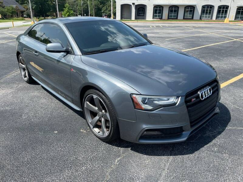 2014 Audi S5 for sale at H & B Auto in Fayetteville AR