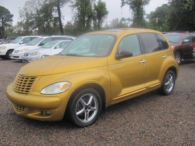 2002 Chrysler PT Cruiser for sale at Pure 1 Auto in New Bern NC