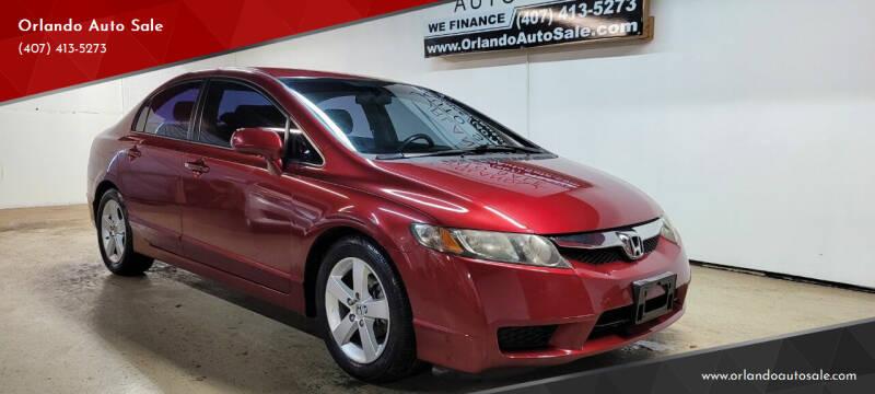 2011 Honda Civic for sale at Orlando Auto Sale in Orlando FL