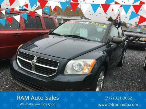 2007 Dodge Caliber for sale at Ram Auto Sales in Gettysburg PA