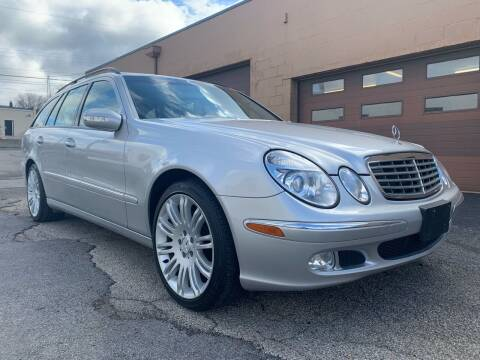 2004 Mercedes-Benz E-Class for sale at Martys Auto Sales in Decatur IL