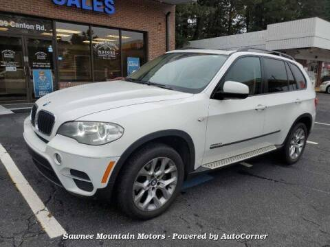 2012 BMW X5 for sale at Michael D Stout in Cumming GA