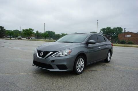 2017 Nissan Sentra for sale at OT AUTO SALES in Chicago Heights IL